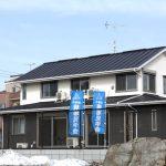 地域材を使って地域の皆で作り上げた長期優良住宅