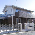 神奈川県産木材を外壁、内装、階段材、枠材など多く使用した長期優良住宅