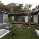 地域材利用の平屋の長期優良住宅