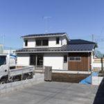 神奈川県産木材を中心に地域材をふんだんに使用した長期優良住宅